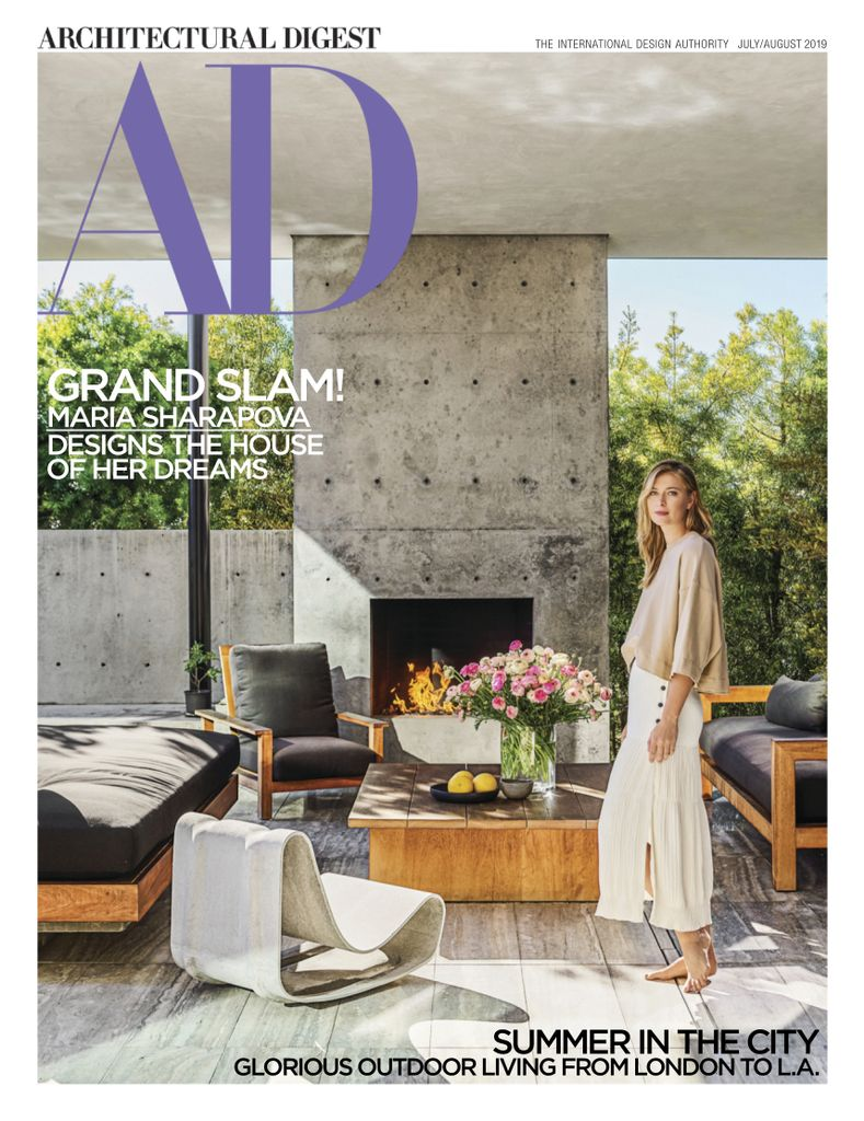 Architectural Digest USA – July 2019