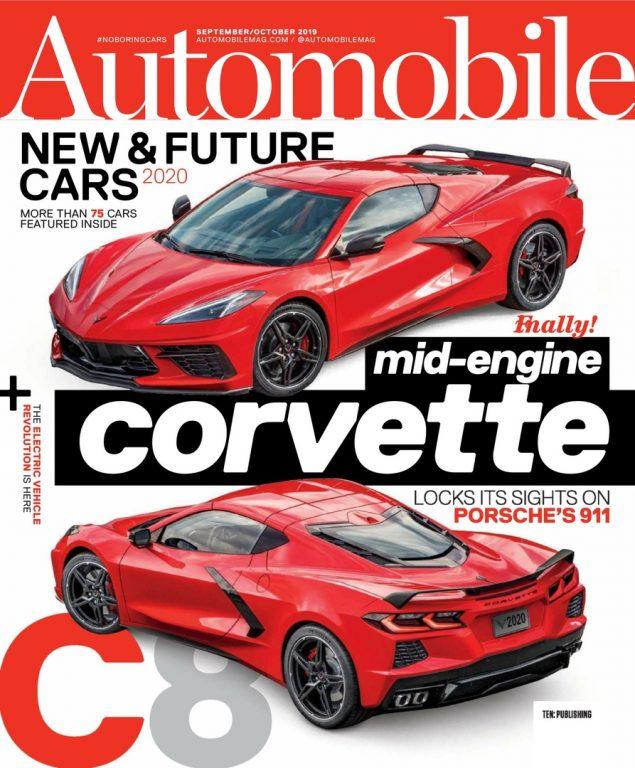 Automobile USA – September 2019
