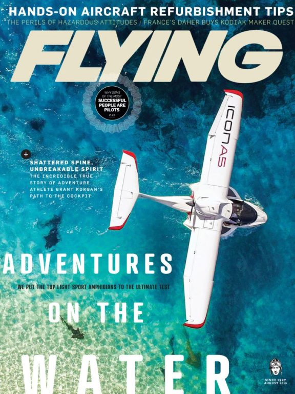 Flying USA – August 2019