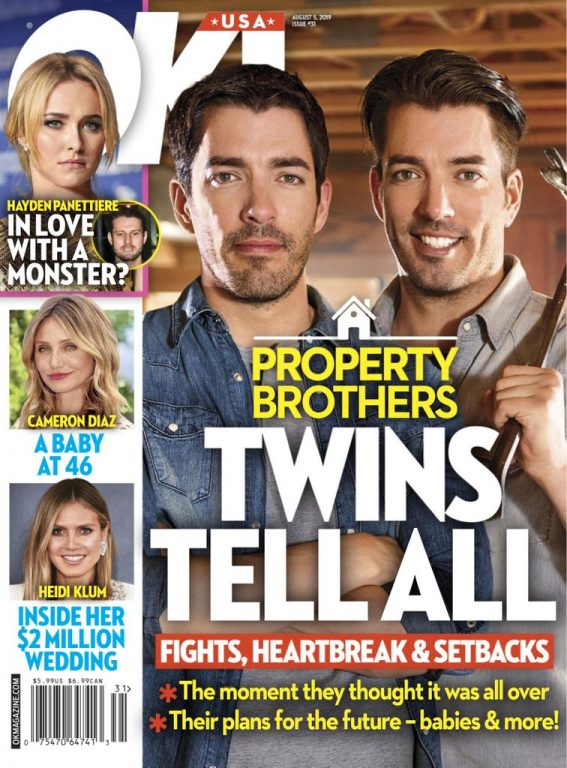OK! Magazine USA – August 05, 2019
