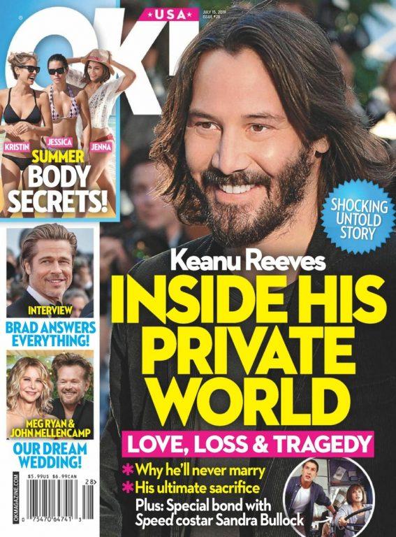 OK! Magazine USA – July 17, 2019