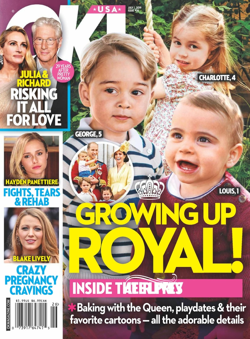 OK! Magazine USA – July 03, 2019
