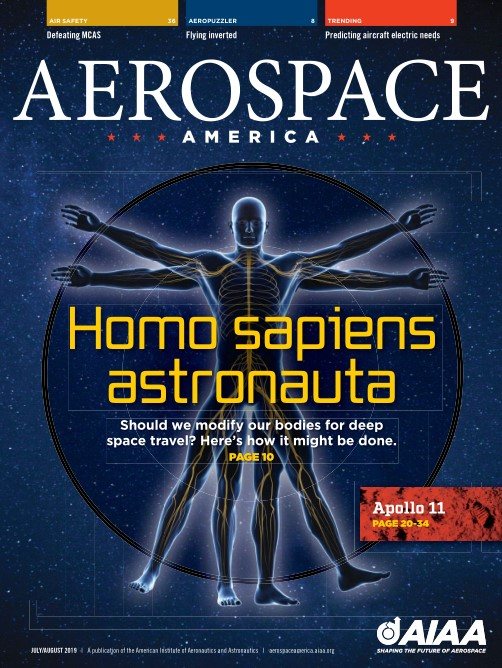 Aerospace America – July-August 2019