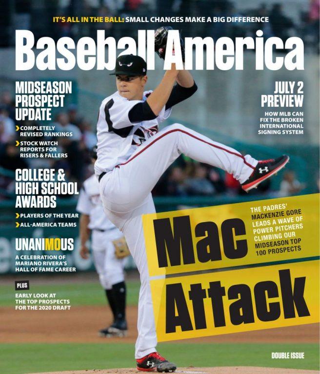 Baseball America – July 01, 2019