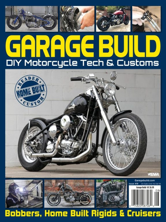 American Iron Garage – July-August 2019