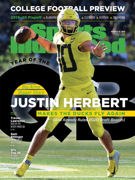 Sports Illustrated USA – August 12, 2019