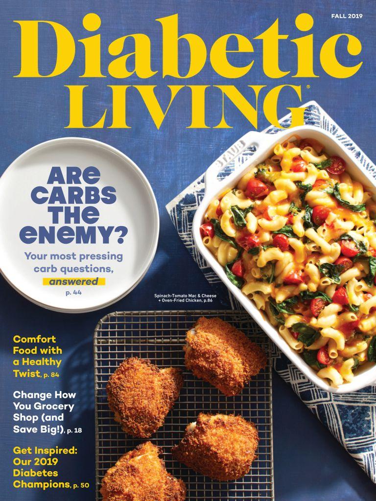Diabetic Living USA – July 2019
