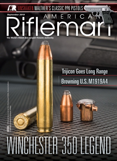 American Rifleman – September 2019