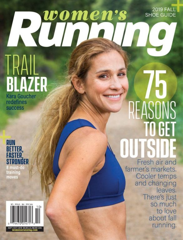 Women's Running USA – September 2019