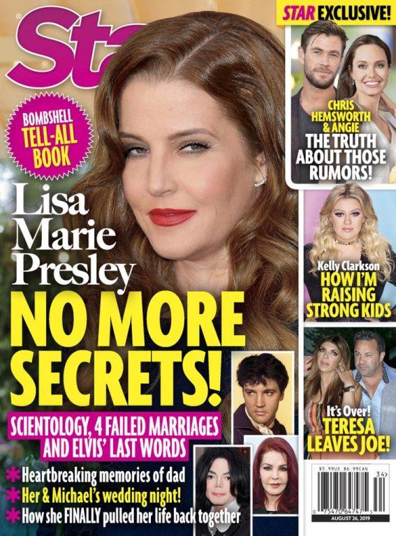 Star Magazine USA – August 26, 2019