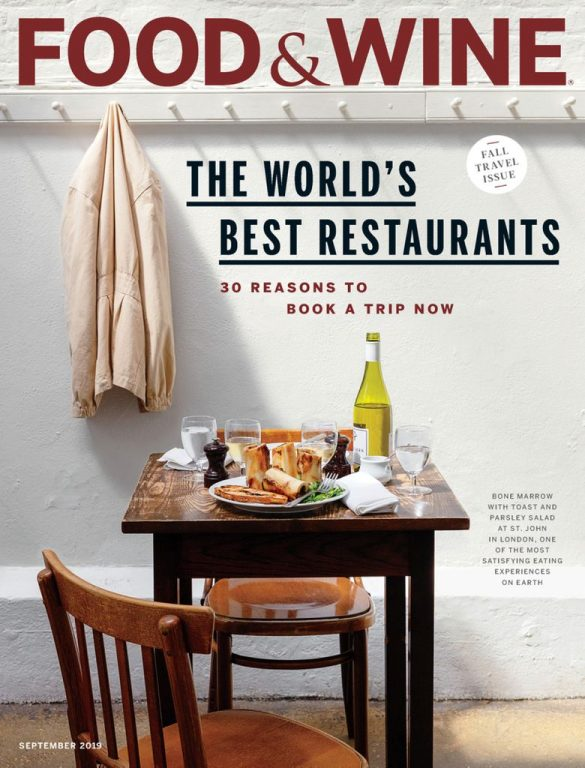Food & Wine USA – September 2019