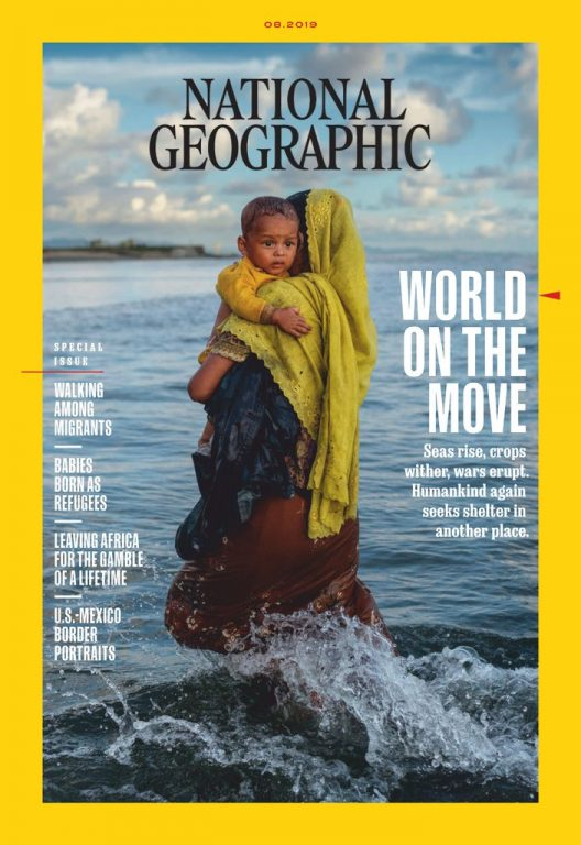National Geographic USA – August 2019