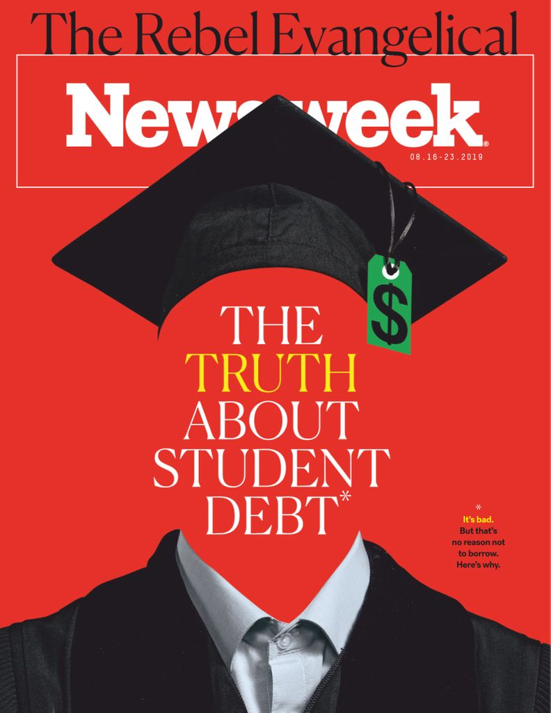 Newsweek USA – August 16, 2019