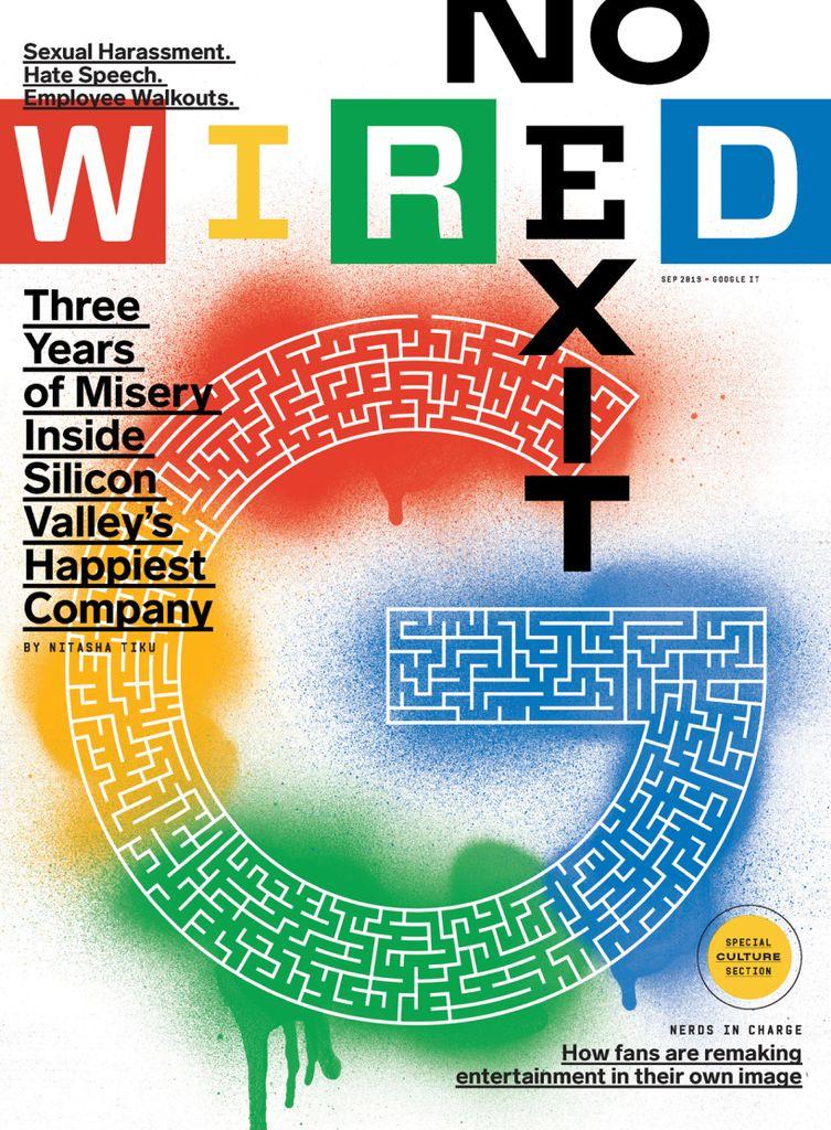 Wired USA – September 2019