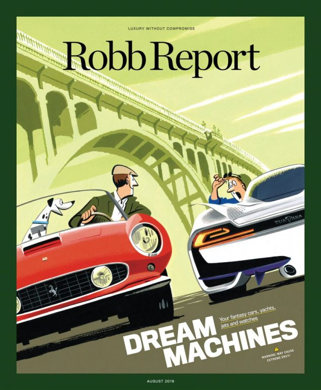 Robb Report USA – August 2019