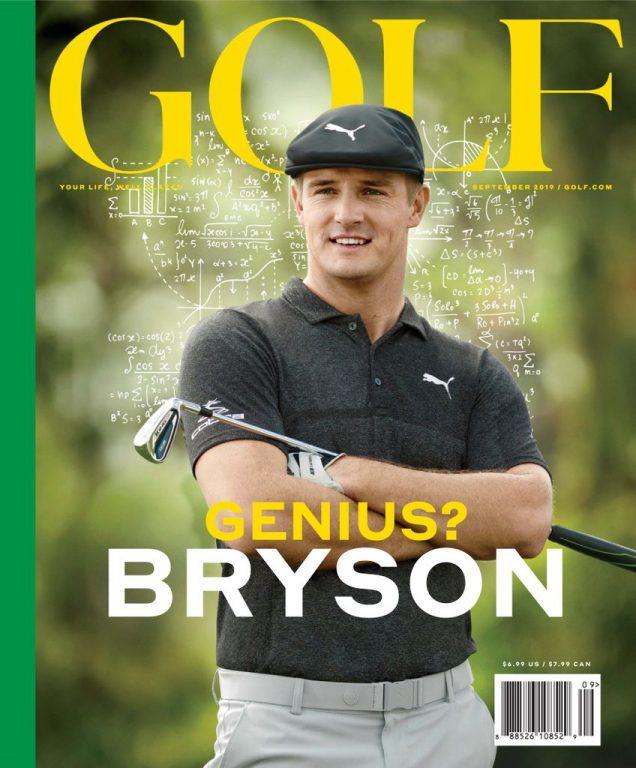 Golf Magazine USA – September 2019