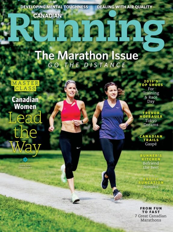 Canadian Running – September-October 2019