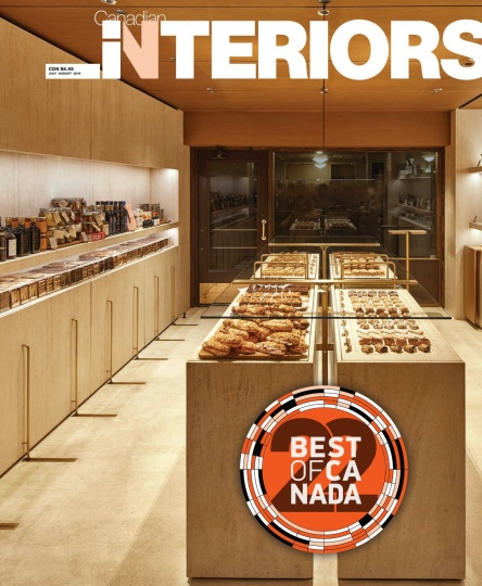 Canadian Interiors – July-August 2019