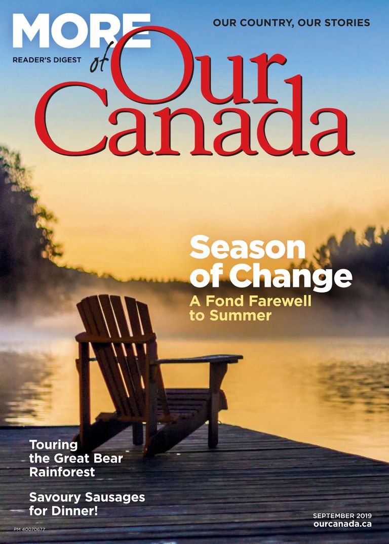 More Of Our Canada – September 01, 2019