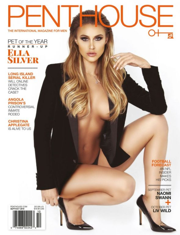 Penthouse USA – September 2019