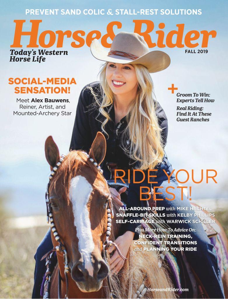 Horse & Rider USA – September 2019