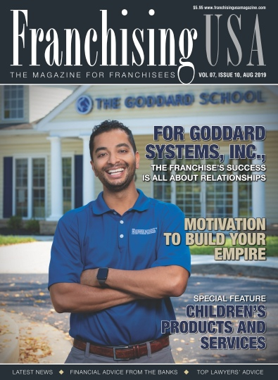 Franchising USA – August 2019