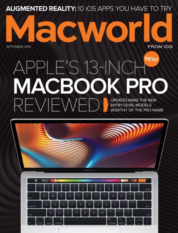 Macworld USA – September 2019