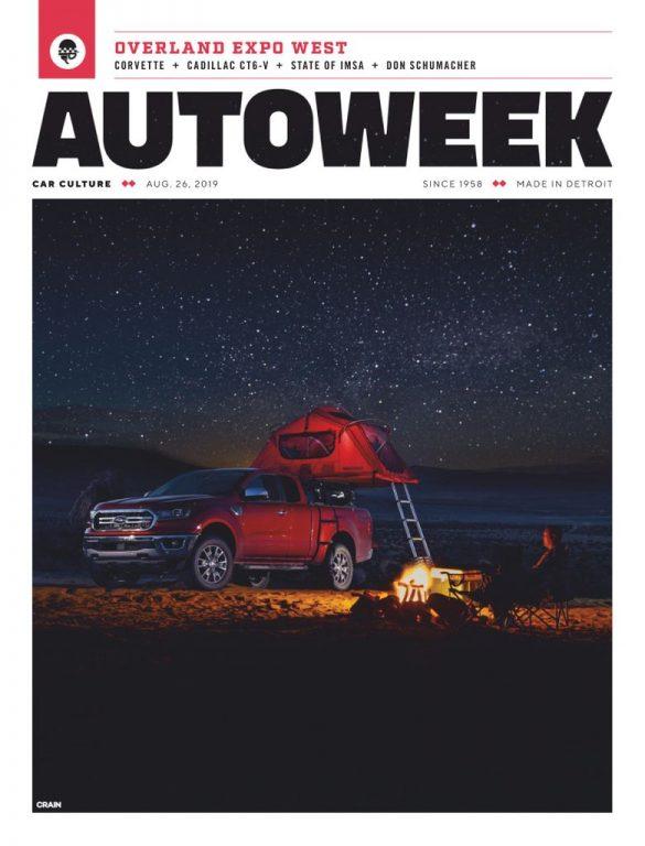 Autoweek USA – August 26, 2019