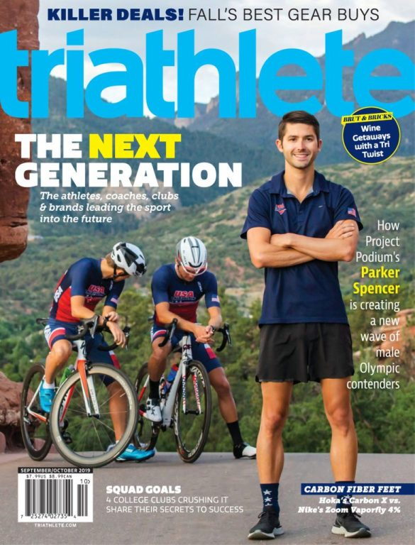 Triathlete USA – September 2019