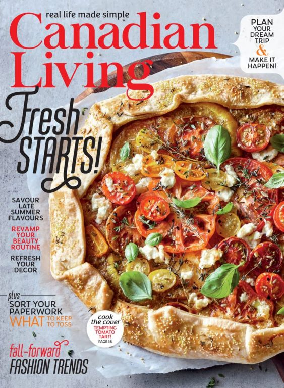 Canadian Living – September 2019