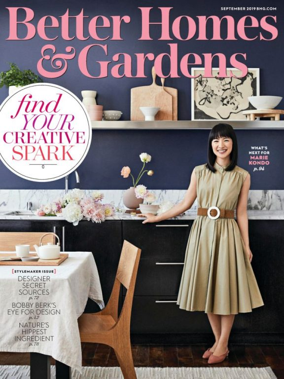 Better Homes & Gardens USA – September 2019