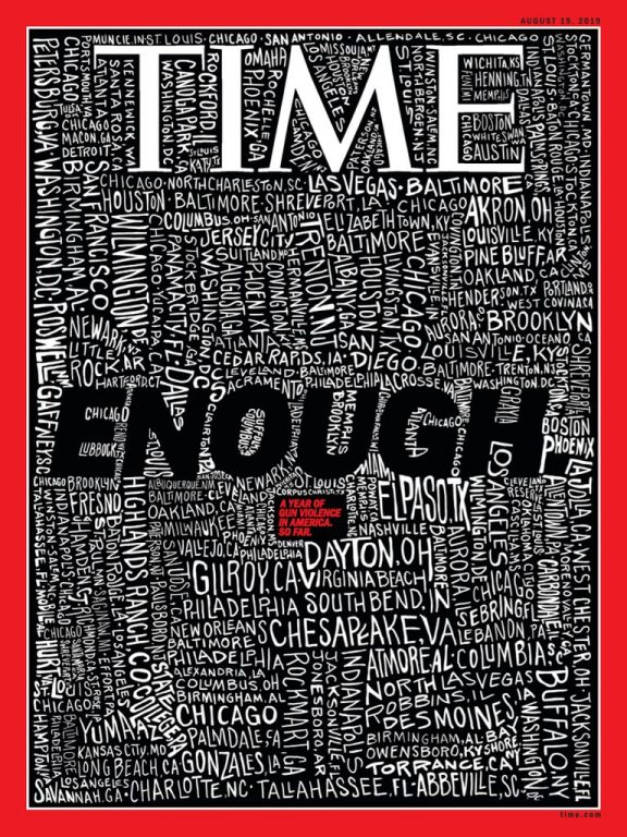 Time USA – August 19, 2019
