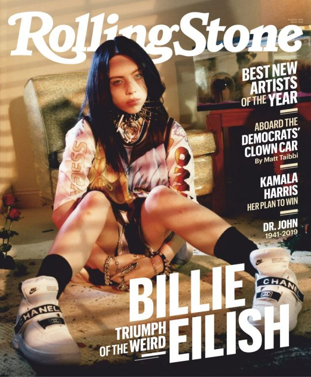 Rolling Stone USA – August 01, 2019