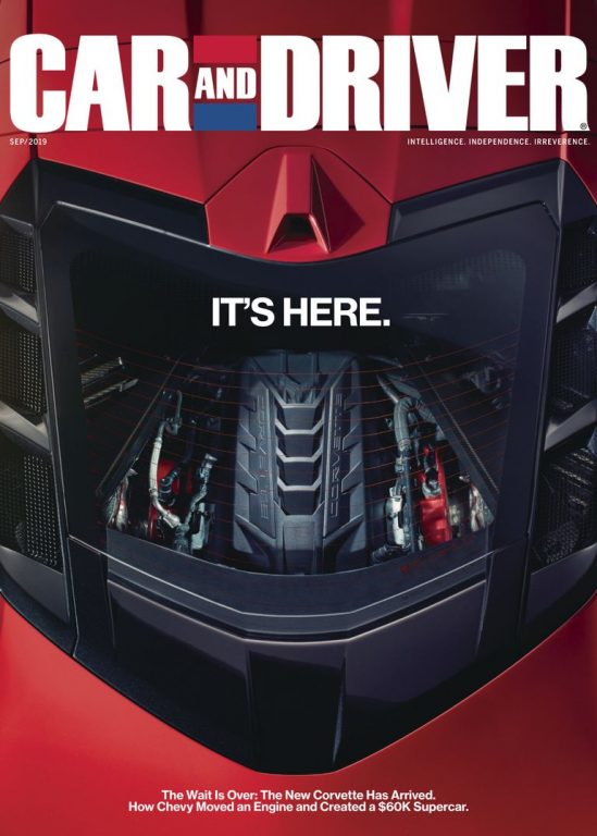 Car And Driver USA – September 2019