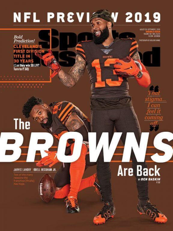 Sports Illustrated USA – August 26, 2019