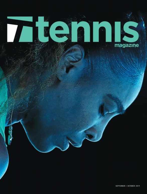 Tennis Magazine USA – September-October 2019