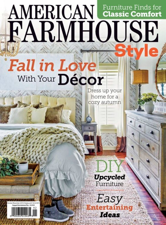 American Farmhouse Style – October 2019