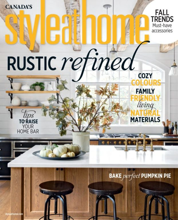 Style At Home Canada – October 2019