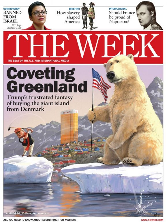 The Week USA – September 07, 2019