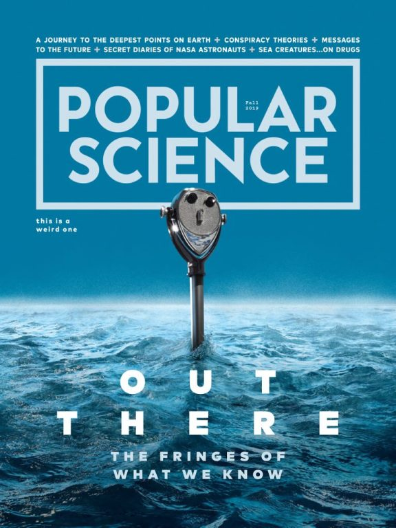 Popular Science USA – July-August 2019