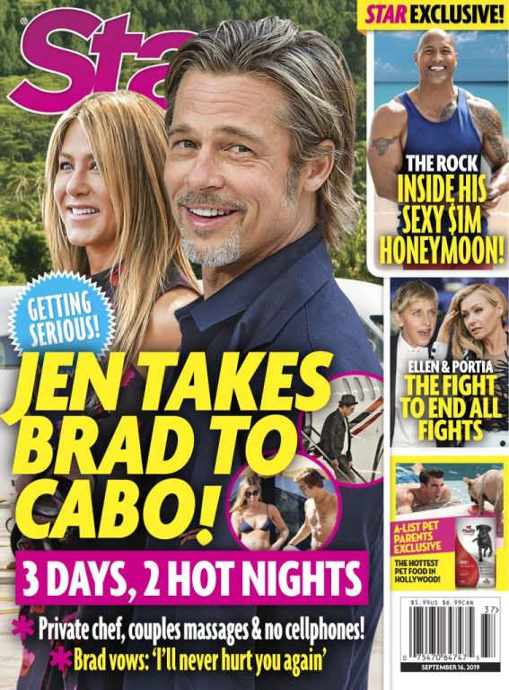 Star Magazine USA – September 16, 2019