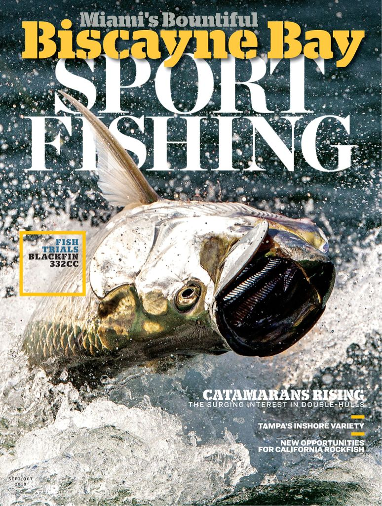 Sport Fishing USA – September-October 2019