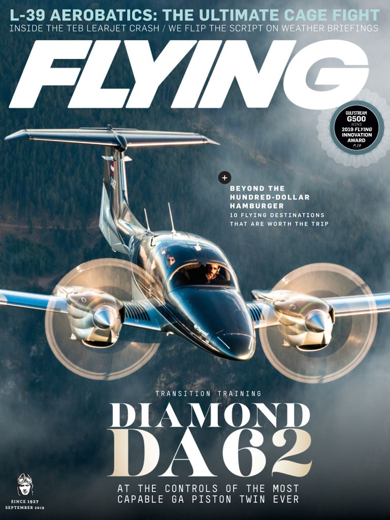 Flying USA – September 2019