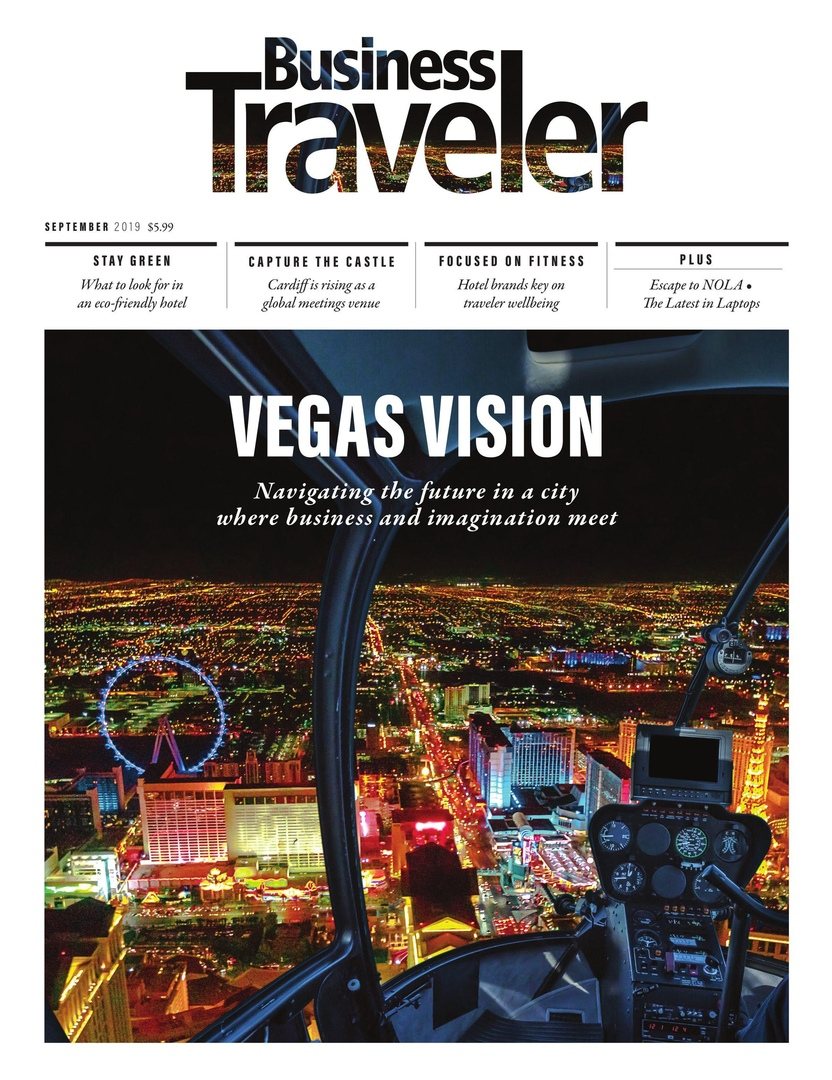 Business Traveler USA – September 2019