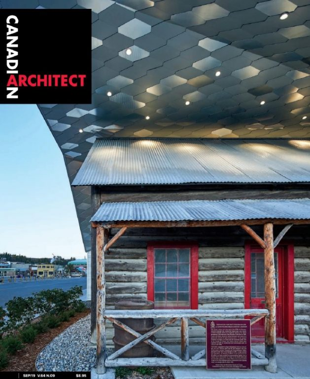 Canadian Architect – September 2019