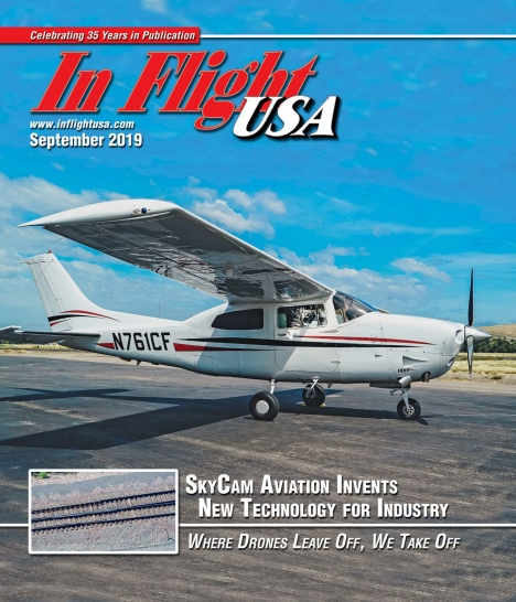 In Flight USA – September 2019