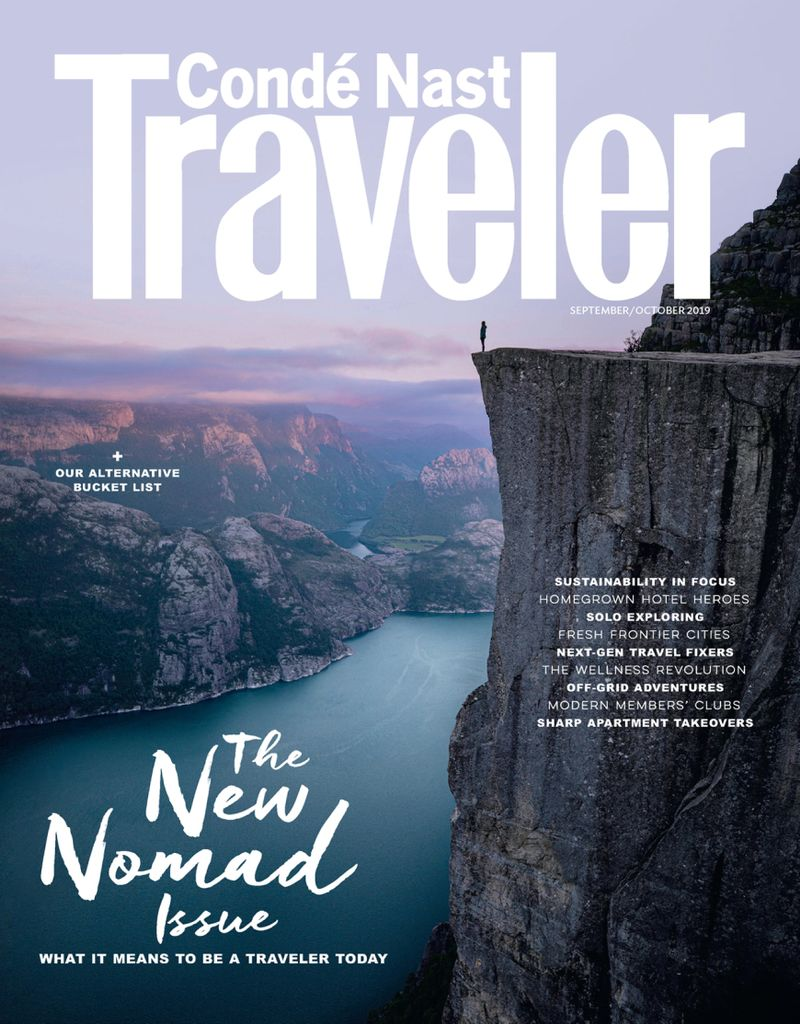 Conde Nast Traveler USA – September 2019