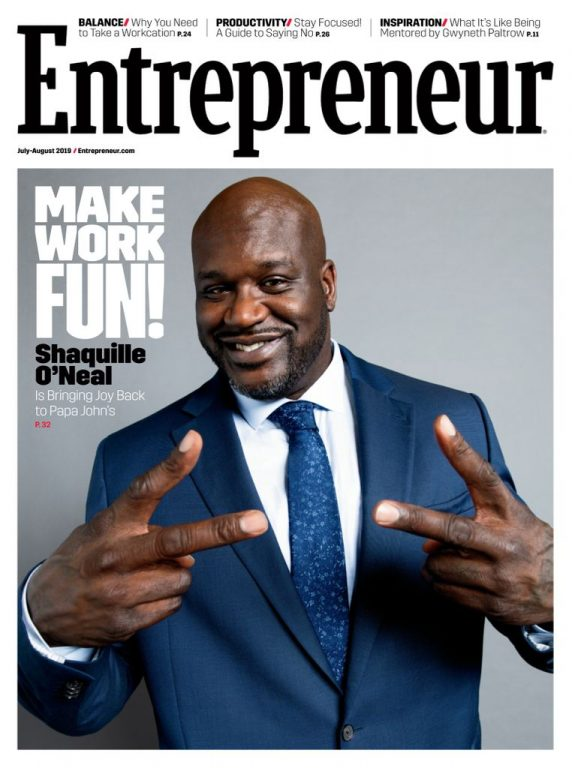 Entrepreneur USA – July 2019
