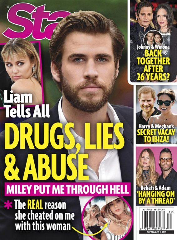 Star Magazine USA – September 02, 2019
