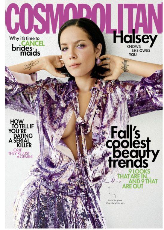 Cosmopolitan USA – October 2019